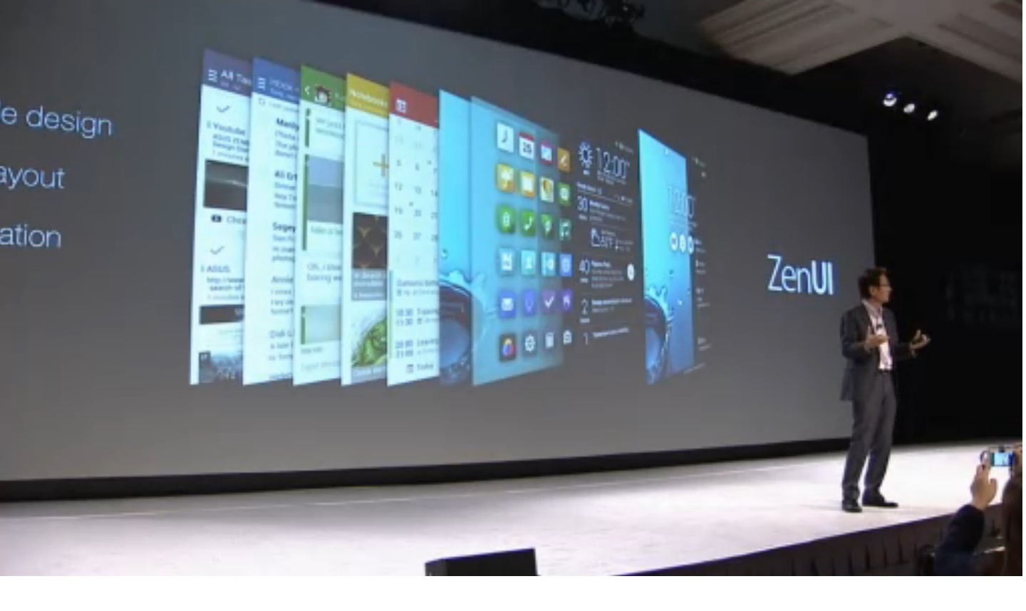 7e9cb7d5e Shih also elaborated the new ASUS ZenUI to be a much smarter and  customisable UI overall with SIRI/S-Voice like personal concierge. The  appearance of the UI ...